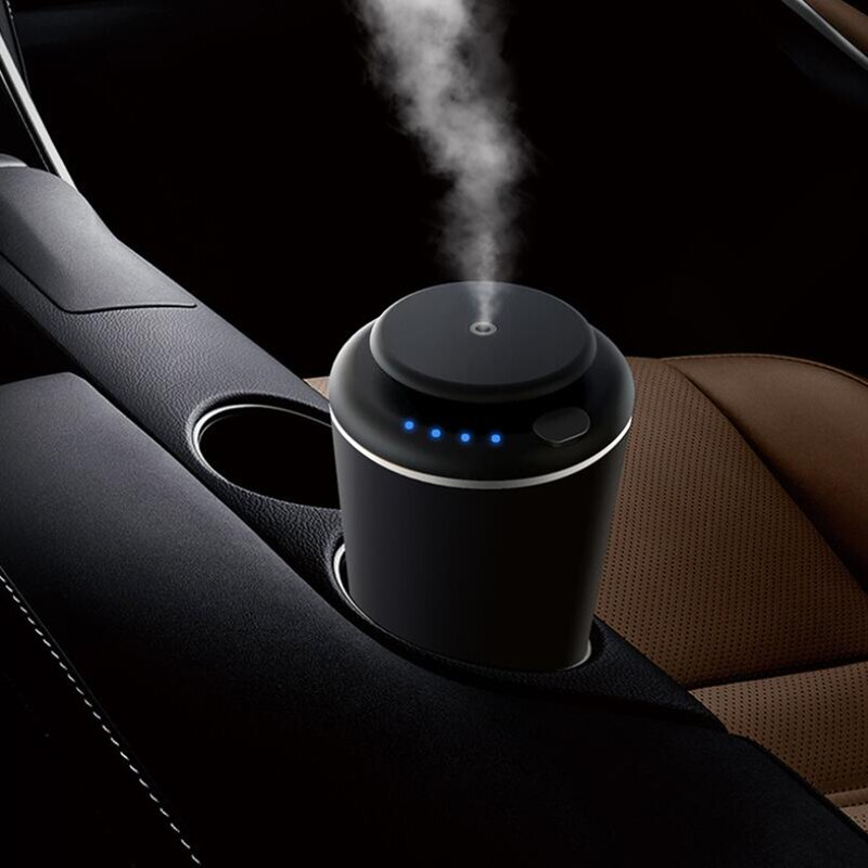 سيارة الناشر العطر آلة USB 10 مللي وظيفة الموقت رائحة وحدة زيت طبيعي ناشر رائحة للمنزل مكتب سيارة لتنقية الهواء