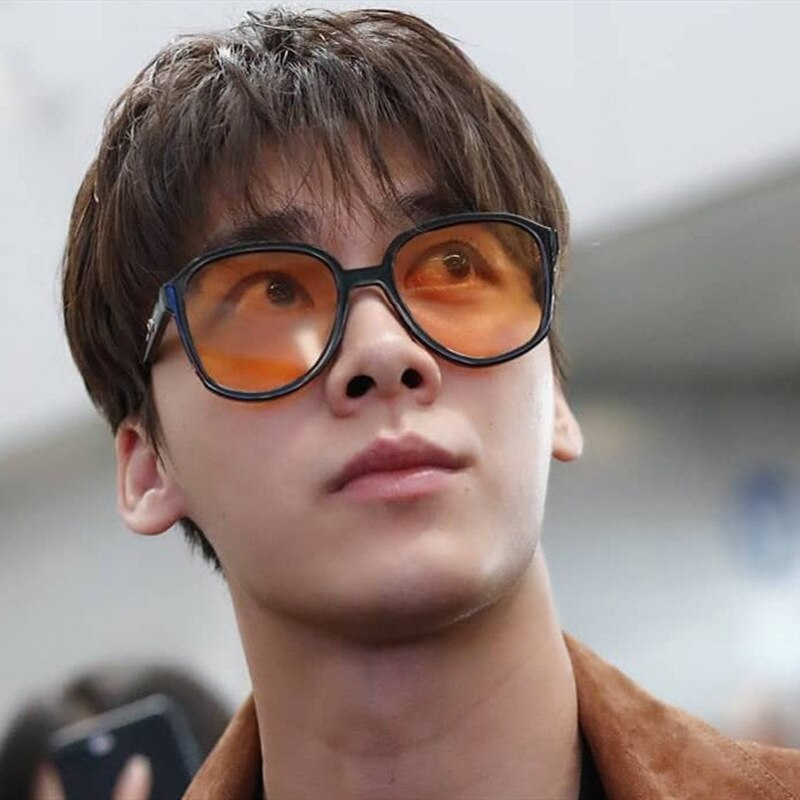 2020 New Fashion Peltate Sunglasses Men Women Brand Designer Retro Colorful Sun Glasses Vintage Male