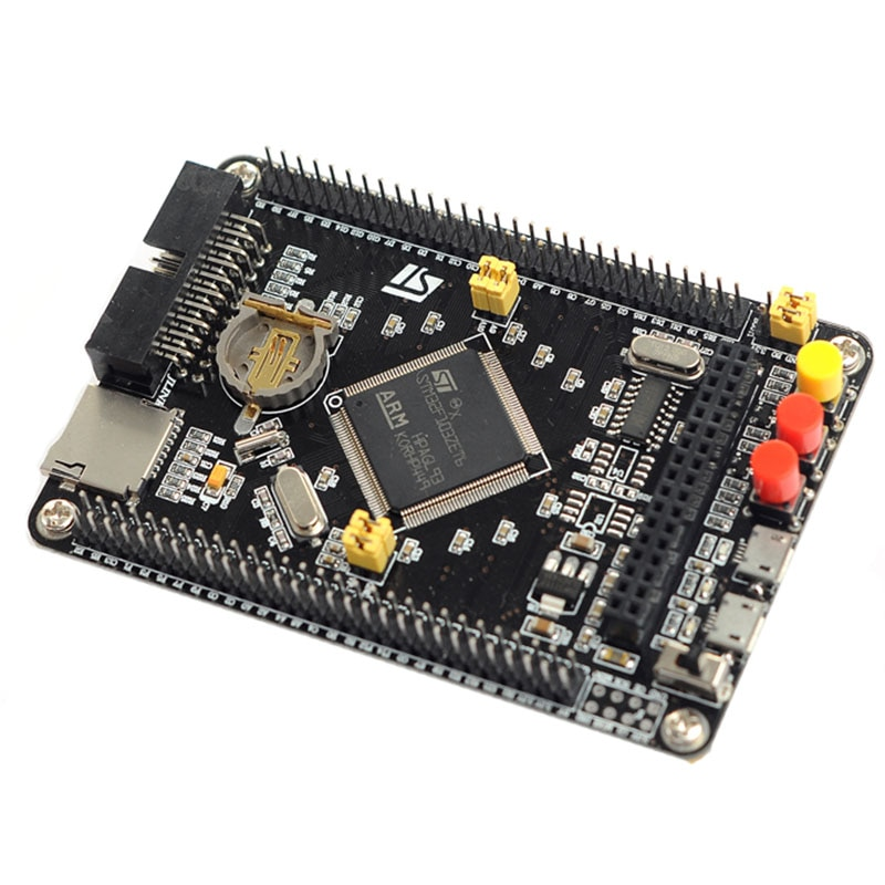 STM32F103ZET6 ARM основная плата минимальная системная плата STM32 Cortex-M3 макетная плата