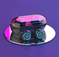 tws wireless headphone music headset sports earbuds waterproof earpieces for oppo huawei iphone xiaomi bluetooth earphones