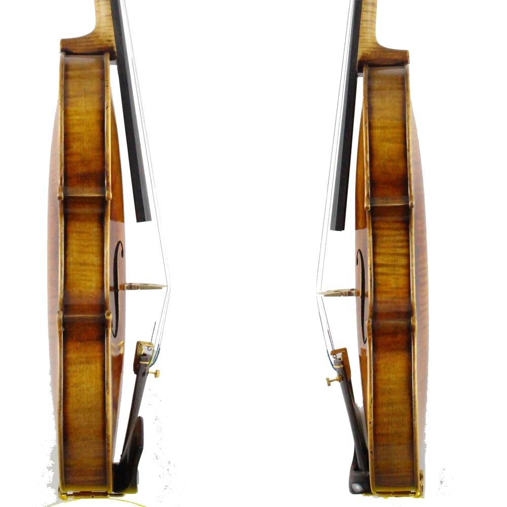 Retro violin whole board melon endurance violin, retro style  violin professional violin enlarge