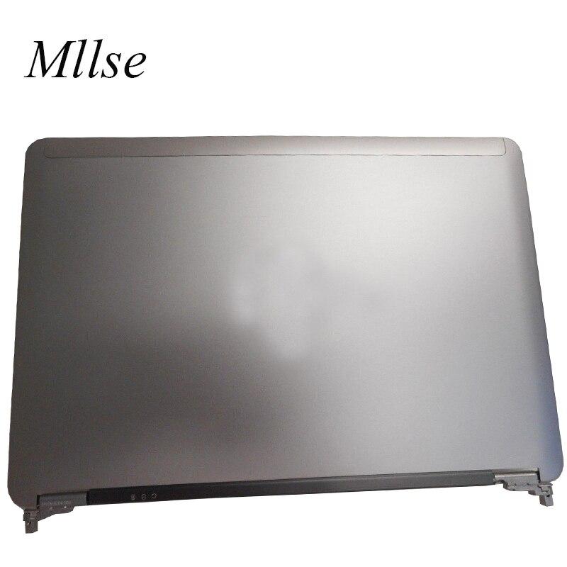 Envío Gratis nuevo para Dell Latitude E6440 LCD top cubierta trasera tapa montaje con bisagras M16D4 8PNMP silver plata