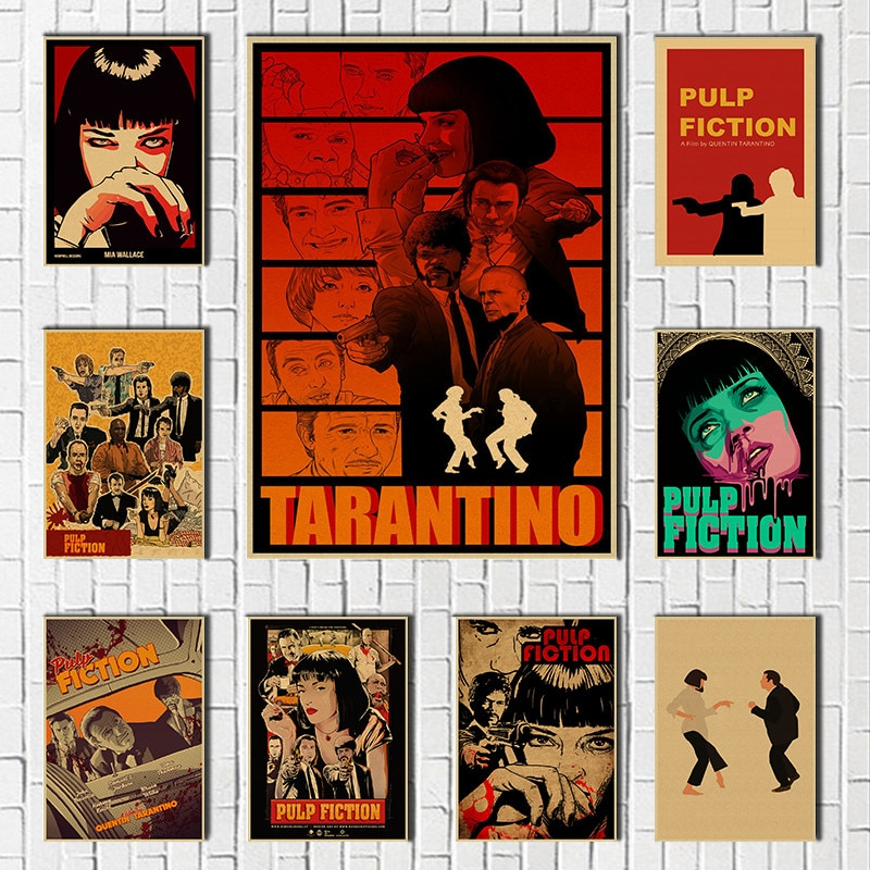 classic-movie-quentin-tarantino-pulp-fiction-retro-living-room-home-decoration-wall-sticker-hd-quality-posters-home-decoration