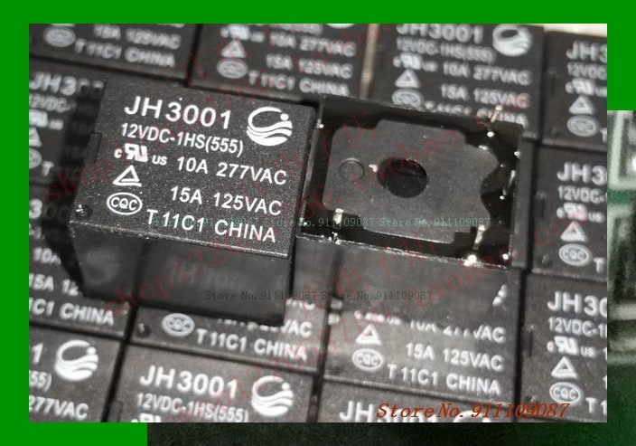 JH3001 12VDC-1HS(555)/12VDC-1ZS(551) T73-1A/1C-12V