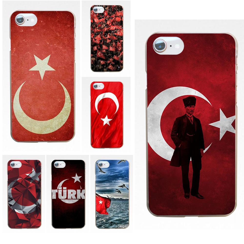 Turkei Turquía Ataturk bandera suaves para Huawei Honor amigo 20 p40 lite pro 10i 20i 8S lite Y9 Y7 Y5 primer 2019 de 2018