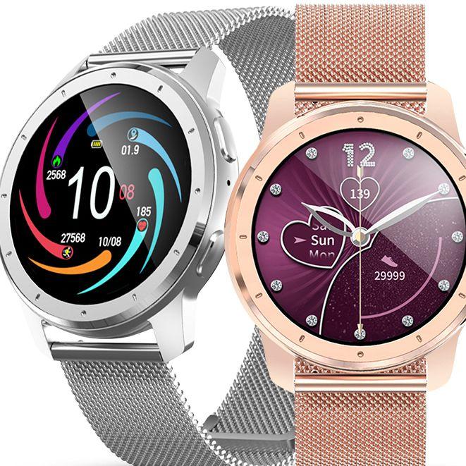 Promo New MX11 Women Smart Watch 2021 Bluetooth Call Heart rate Monitor MP3 Music Waterproof Sport Watch Men For xiaomi huawei apple
