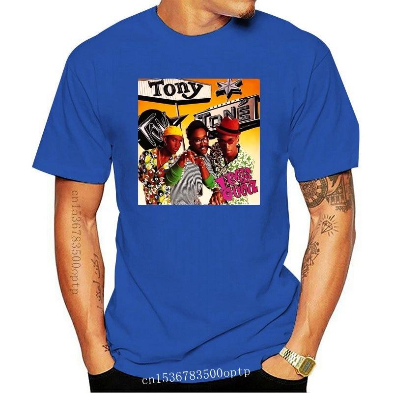 New Tony Toni Tone Vintage Tee T Shirt Size S M L Xl 2Xl Hot Summer Casual Tee Shirt