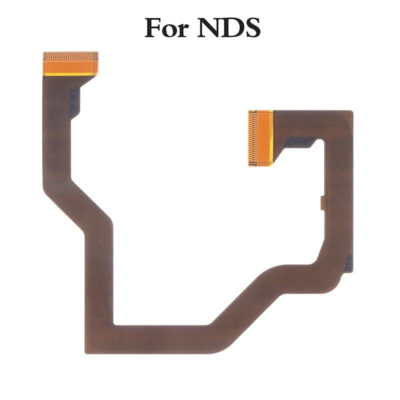 1 peça interna da substituição do cabo da conexão da tela do lcd da fita do pc para nds