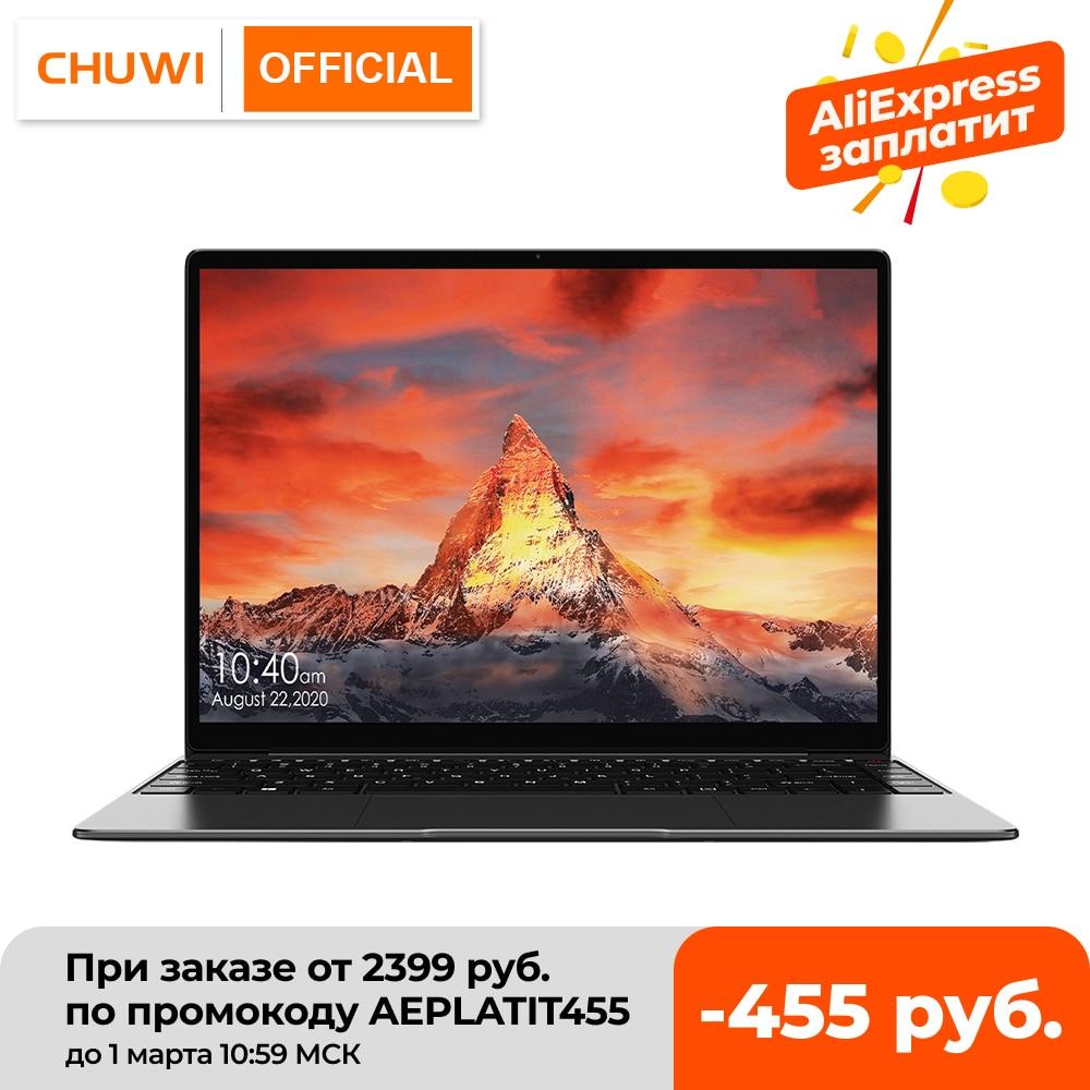 CHUWI GemiBook Pro 14 inch 2K Screen Laptop 12GB RAM 256GB SSD Intel Celeron Quad Core Windows 10 Co
