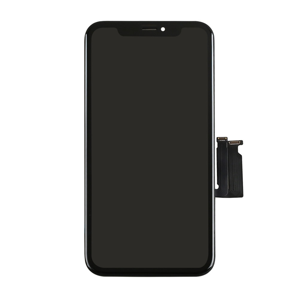 for iPhone XR LCD Screen Replacement Assembly Touch Digitizer 3D Touch Camera Holder Free Tools Close to Original No Dead Pixel enlarge