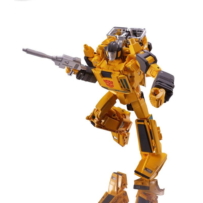 TOMY Transformers roboty japonia TAKARA MP-39 Sunstreaker Lamborghini figurka zdeformowalna kolekcja zabawek