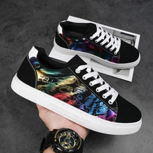 2021 spring new men's casual shoes trendy shoes canvas shoes Korean sports trendy male student board