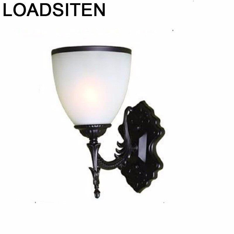 Lámpara De Pared para dormitorio, Aplique Led De Pared para Interior, Estilo...