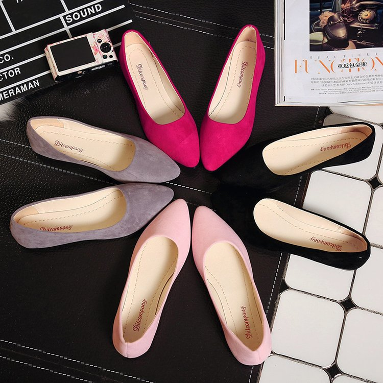 Biaom135-حذاء نسائي غير رسمي مسطح ، مجموعة 2021