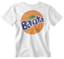 Banta T-shirt Parody Witz Herren Banter Bantz Lustige Fanta t Lad Witz trinken uk
