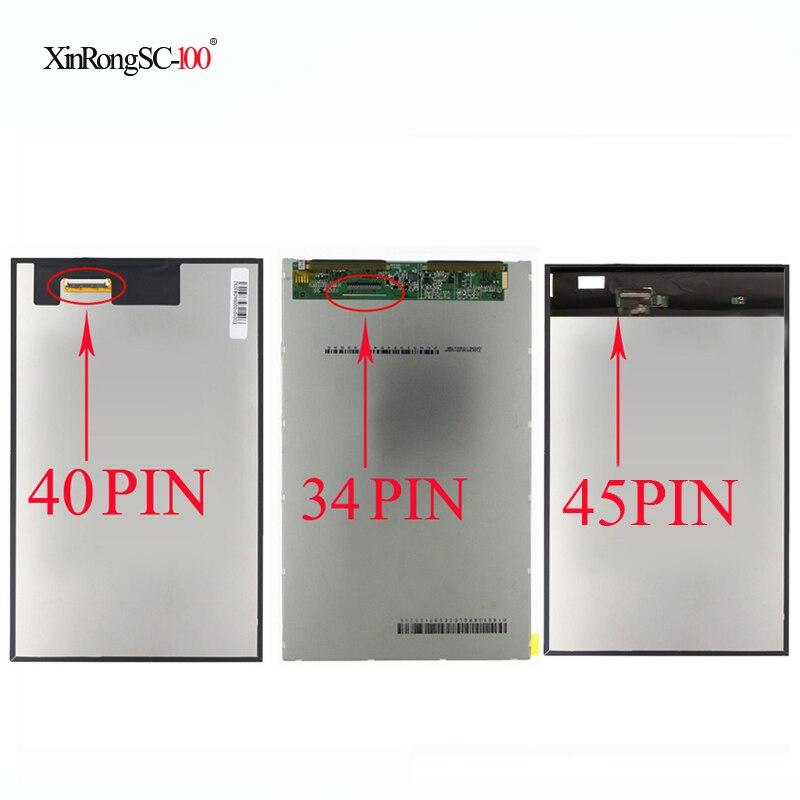 BP096WX1-100 BP096WX7-100 FPC-BF0119B40IB TV096WXM-NHO 9,6 pulgadas Samsung SM-T560 T560 T561 Ginzzu GT-X870 pantalla lcd de pantalla