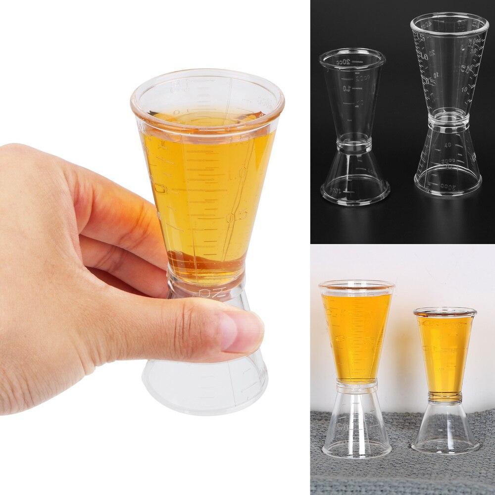 Коктейльная мерная чашка для вина, шейкер для коктейлей, мерная чашка для домашнего бара, вечерние аксессуары для коротких напитков