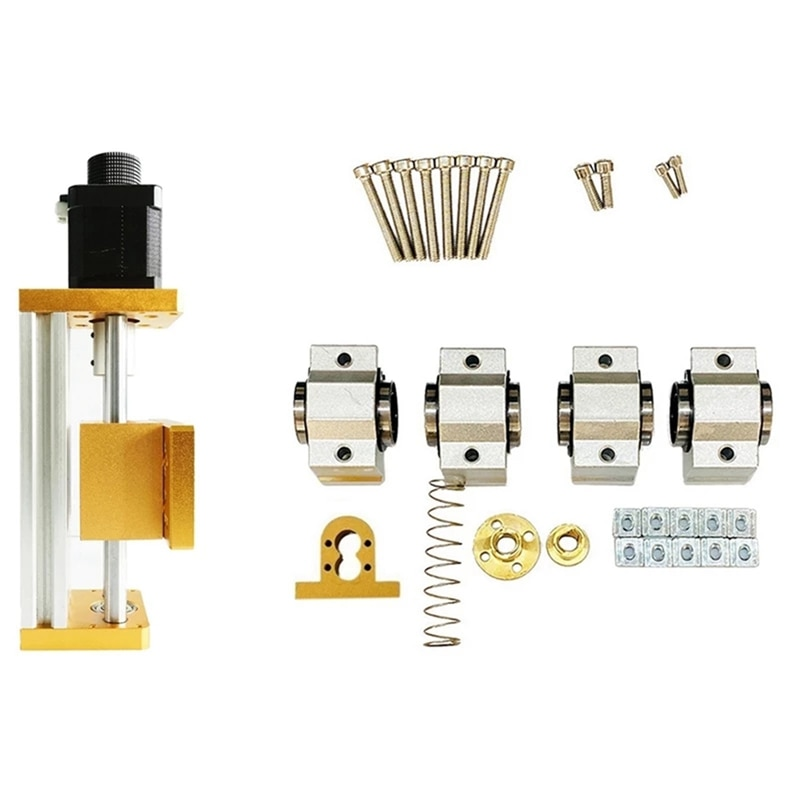 Kit de Atualização Pro com Cnc Promoção! X-axis Terno Roteador Fresadora Acessórios Mesa Deslizante Cnc 3018 Pro