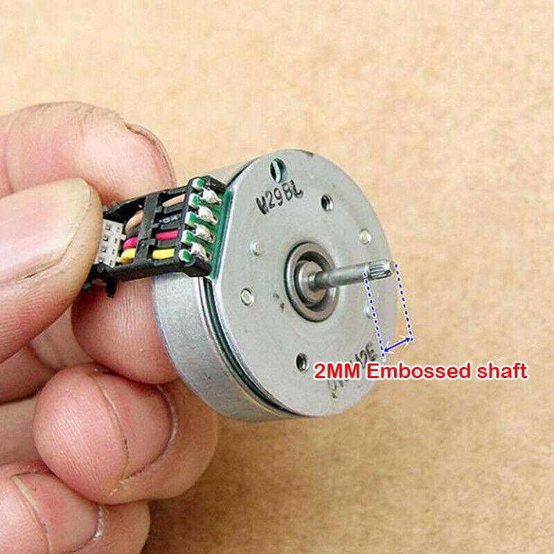 Motor eléctrico sin escobillas MITSUMI DC, 3 fases, 4 cables, Micro Mini modelo de avión, transmisión directa sin escobillas para juguetes de radiocontrol, Dron, modelo de barco