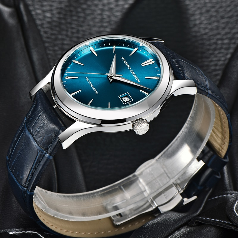 PAGANI DESIGN 2020 New Mens Watches Top Brand Luxury Wristwatch Mechanical Watches For Men Automatic Watch Men Relogio Masculino enlarge