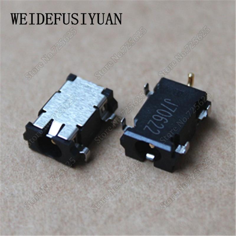 Puerto conector de toma de corriente DC para Lenovo IdeaPad 100S-11 100S-11IBY 100S-14IBY 110S-11IBR Miix 320 325 Miix 310 310-10ICR