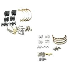 Stahl Blattfeder Set Für Wpl Henglong B14 B16 Ural Q65 4X4 Rc