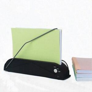 Thermal Binding Machine 2-20MM Thickness Universal Automatic Thermal Binding Machine Hot Melt Machine Document Invoice Folder