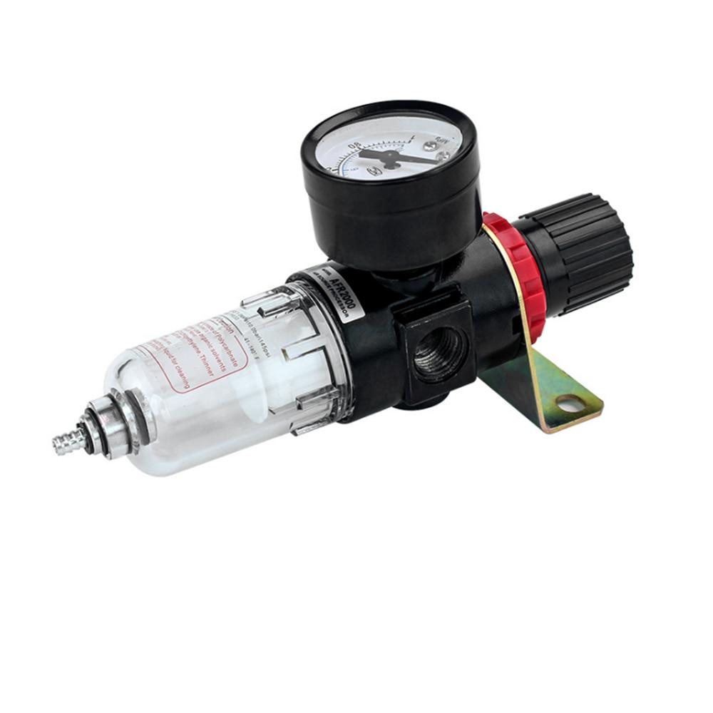 AFR-2000 regulador de filtro de aire compresor y medidor de separación de agua de presión y aceite conjunto AFR2000