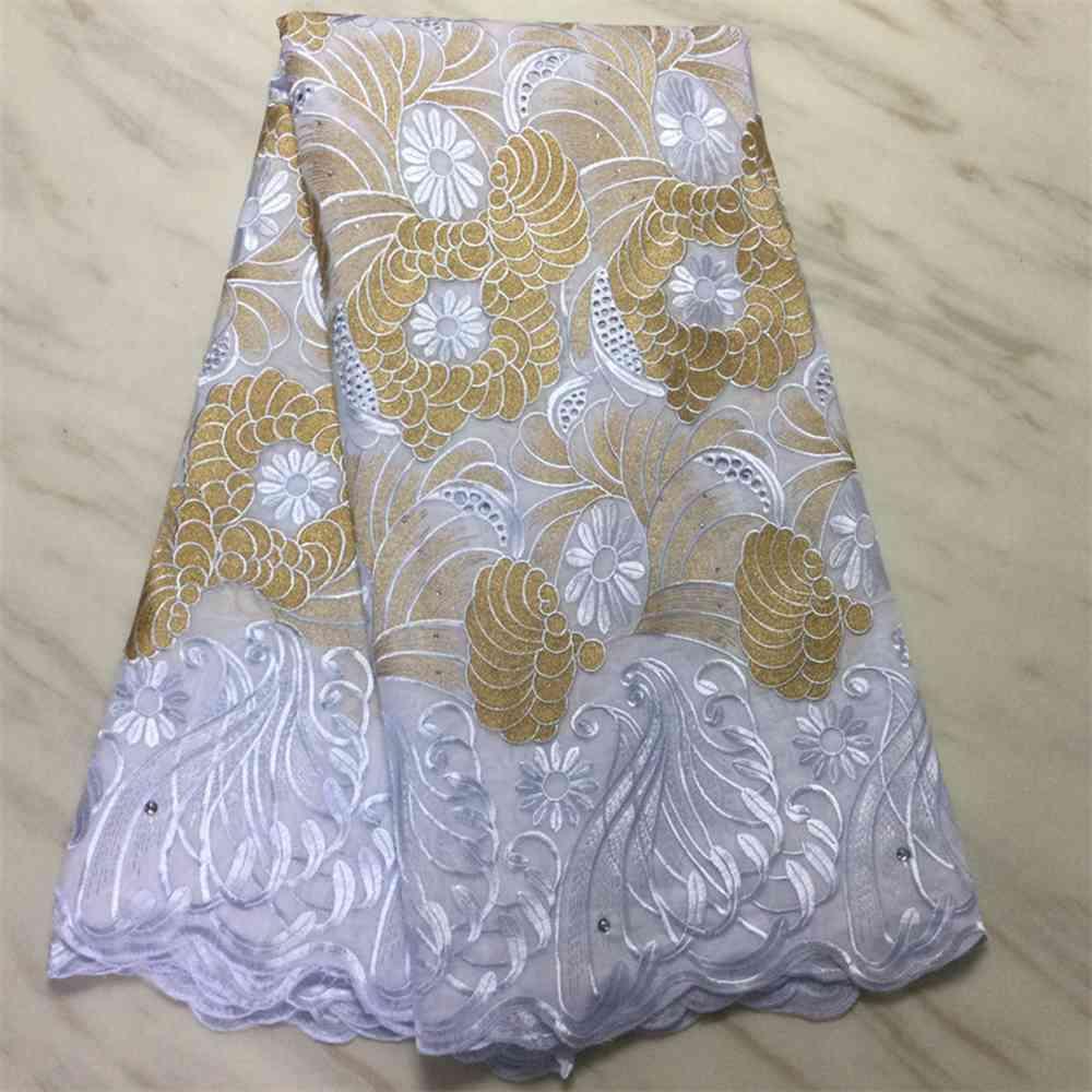 Африканская кружевная ткань 2021, новинка, высокое качество, горячая Распродажа, вышивка, нигерийская ткань для свадебного платья