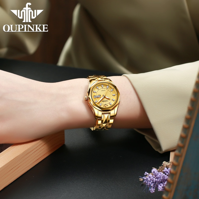 New style watches waterproof automatic mechanical watches ladies watches women enlarge