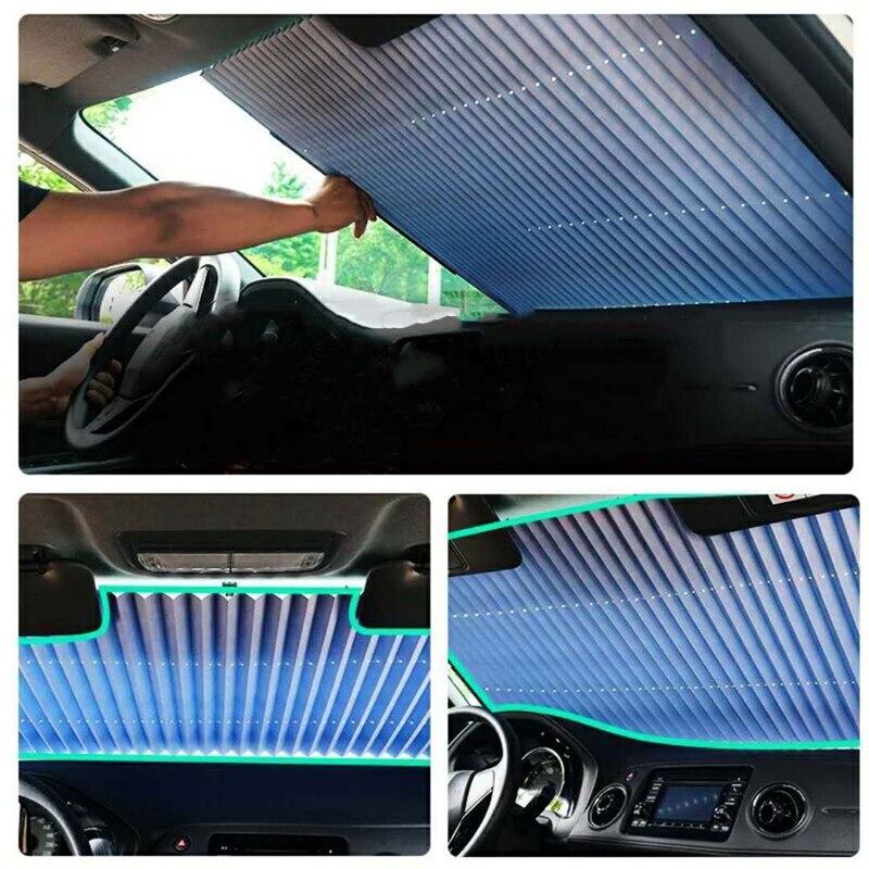 Универсальные автомобильные Чехлы 46 см, солнцезащитные очки, автомобильные чехлы на приборную панель, Автомобильная крышка на лобовое стек...