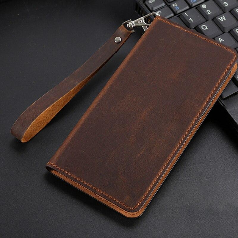 جلد حالة الهاتف ل Xiaomi مي 5s 8 9 se 9T 10 جدا حالة ملاحظة 10 برو A1 A2 A3 لايت مزيج 2s 3 ماكس 2 3 الطبيعي Cowihide غطاء