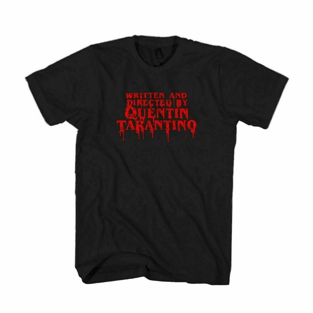 new-written-by-quentin-tarantino-horror-cinema-t-shirt-usa-size-cotton-tee-shirt-loose-size-top-ajax