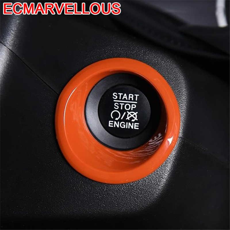 Voiture-interruptor de encendido Para decoración Interior de Coche, Accesorios Para Coche, Pegatina...