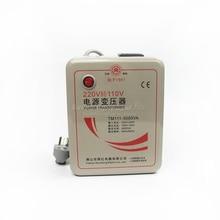 Transformateur de tension 3000W E00002   Convertisseur 110V à 220V (ou 220V à 110V)