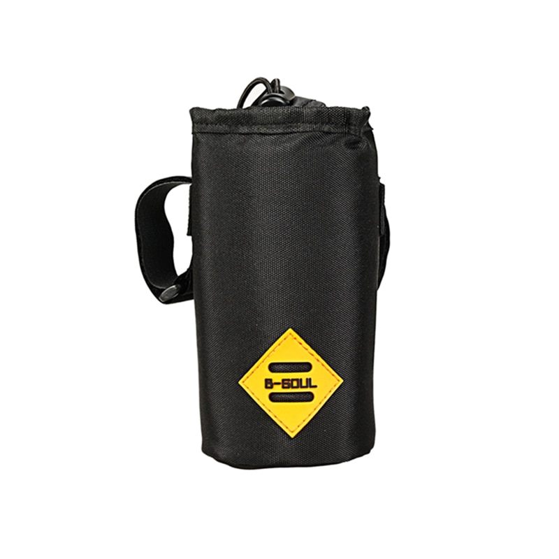 Bicycle Handlebar Bag Cycling Sport Water Bottle Carrier Pouch MTB Bike Kettle Riding Accessories