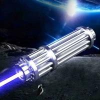 blue laser pointers 1500nm lazer flashlight burning matchburn light cigarcandleblack hunting wuthout battery free shipping