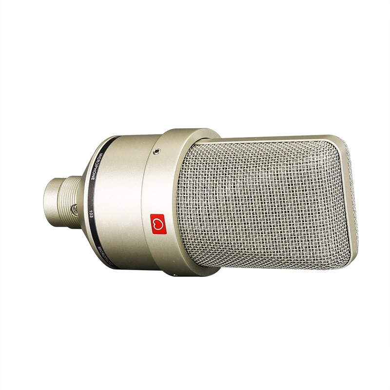 Professional Condenser Microphone Recording Microphone Studio Microphone Sound Microphone For Computer Vocal Gaming Microphone enlarge