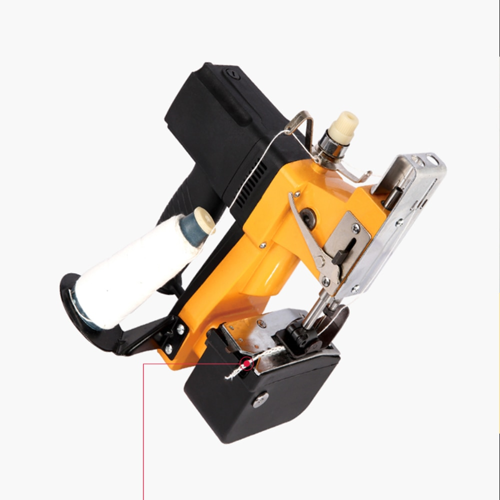 Small Portable Sewing Machine Woven Bag Sealing Machine Rice Bag Packing Machine Manual GK9-013