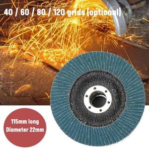 10pcs 125mm Angle Grinder Blades Professional Cutting Blade  40/60/80/120 Grind Sand Wheels Turbo Diamond Saw Blade