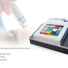 Safe 980nm Diode Laser Beauty Machine for Spots Removal Skin Rejuvenation Remove Spider Wein Skin Ca