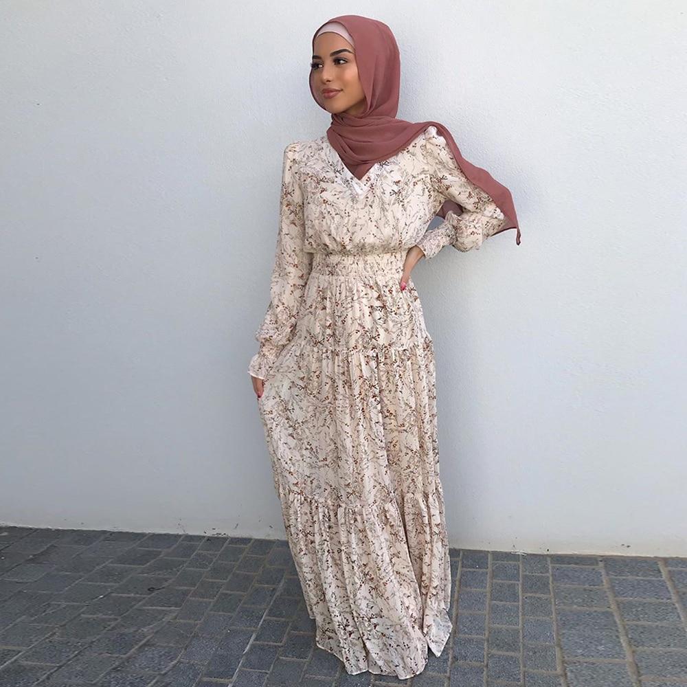 Dubai Abaya Turkey Hijab Muslim Long Dress Plus Size Islam Clothing Turkish Dresses For Women Robe De Bal Femme Longue Vestidos