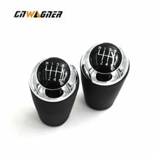 For MAZDA 3 BK BL (06-12) 5 CR CW (05-13) FOR MAZDA 6 II GH (07-12) CX-7 ER (06-12) 6 Speed Car Manual Gear Shift Knob  Shifter