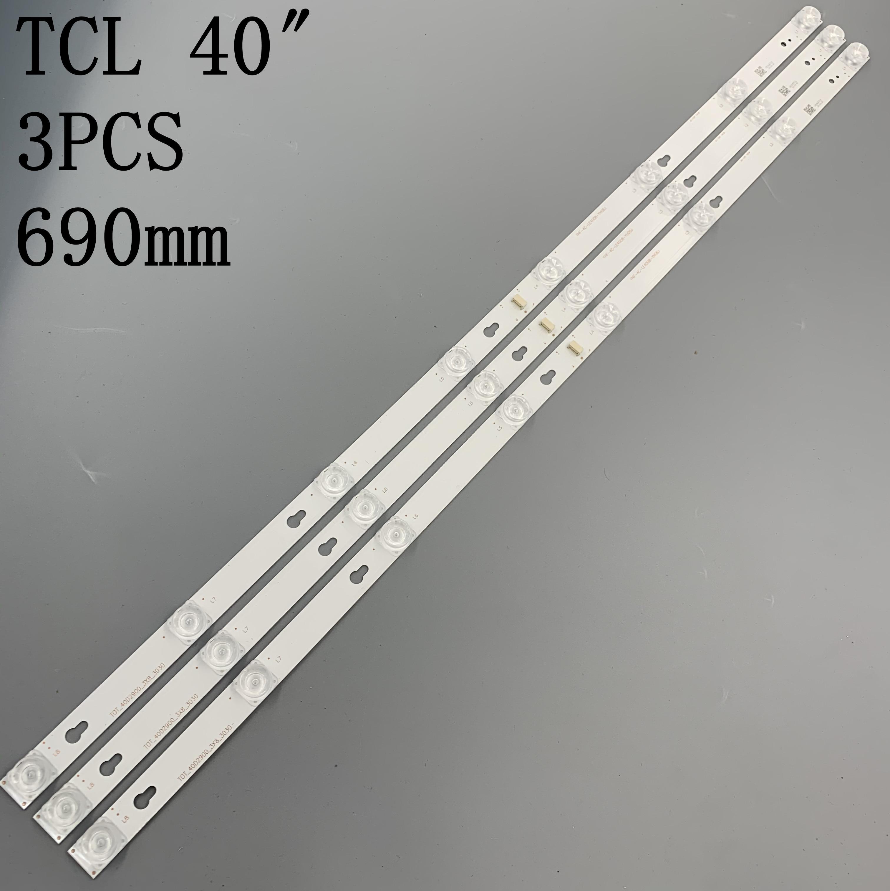 tcl-l40p1a-f-barra-de-luz-tot-40d2900-3x8-3030c-yha-4c-lb4008-yh07j-longitud-total-69cm-3-barras-de-luz