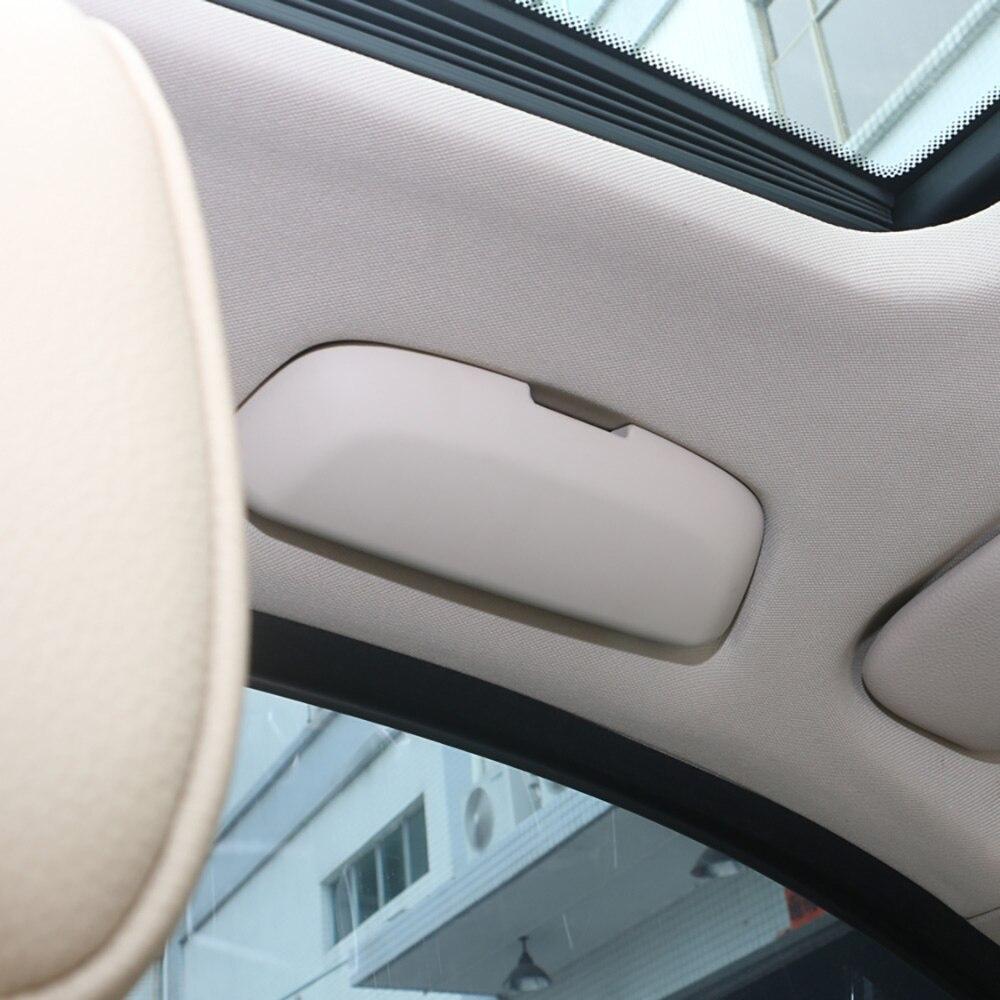 Футляр для хранения солнцезащитных очков в салоне автомобиля, чехол-держатель для солнцезащитных очков для BMW 1 серии 3 серии 5 серии X3 X4 X5 X6