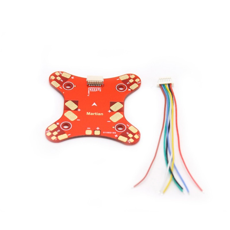 TCMM Martian IV PDB Power Distribution Board For Martian IV Frame Kit For RC Camera Drone Accessories enlarge