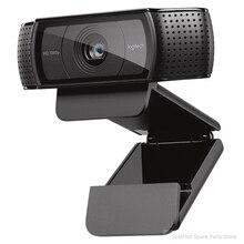 Logitech C920e/c920 HD Pro Webcam écran large appel vidéo et enregistrement caméra 1080 p, ordinateur de bureau ou ordinateur portable Webcam C920