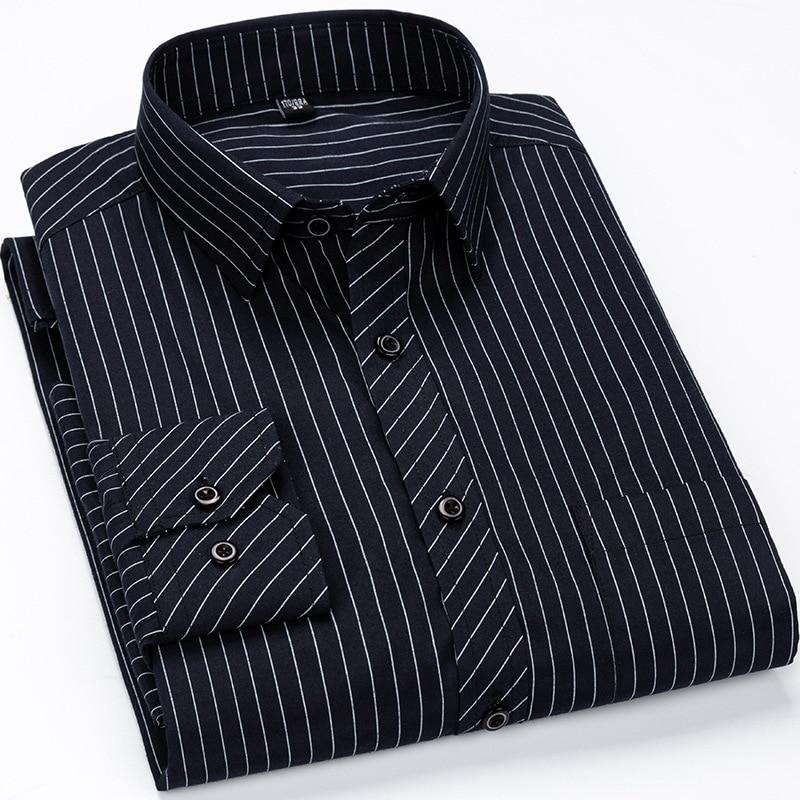 Фото - Мужская классическая рубашка, зеленая Повседневная рубашка в полоску и клетчатая рубашка, винтажная рубашка, топ, рубашка, уличная одежда рубашка wrangler рубашка