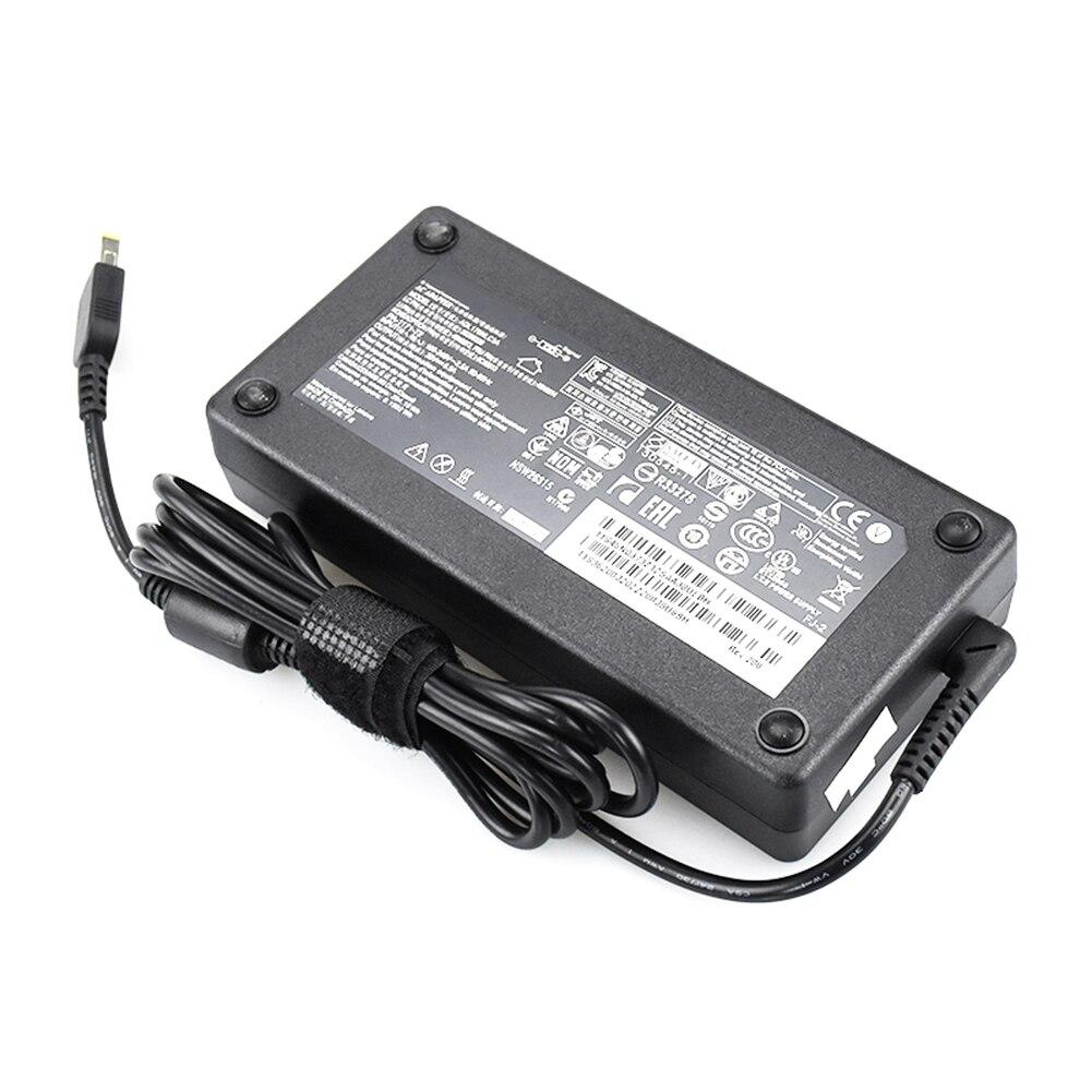 OEM para Lenovo ThinkPad T440P T540P T550 W540 W541 cargador de adaptador de 170W 20V-8.5A