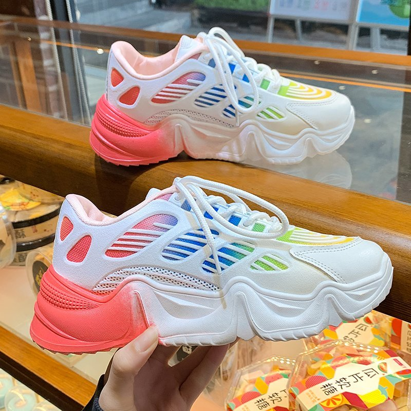 Breathable Running Shoes For Women Fashon Sneakers Outdoor Sports Shoes Femme Casual Shoes Comfort W